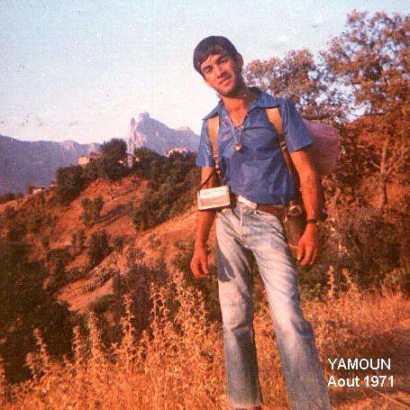 Randonnées au Djurdjura des années 70