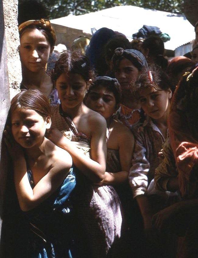 Photos visages & paysages de Kabylie
