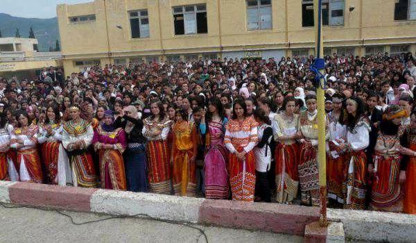 Le Printemps Amazigh 1980