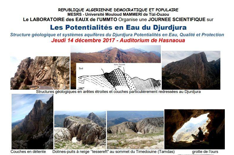 Le Djurdjura et ses réserves en eau