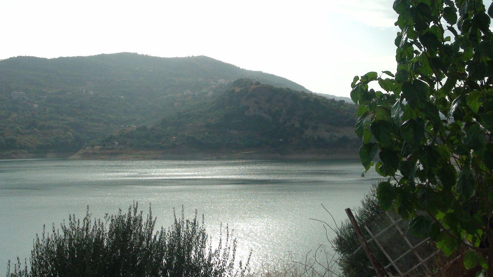 Le barrage de Taksebt