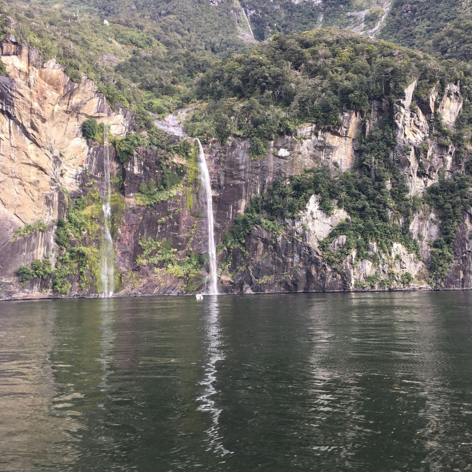 Milford Sound en famille ~ Nouvelle Zélande