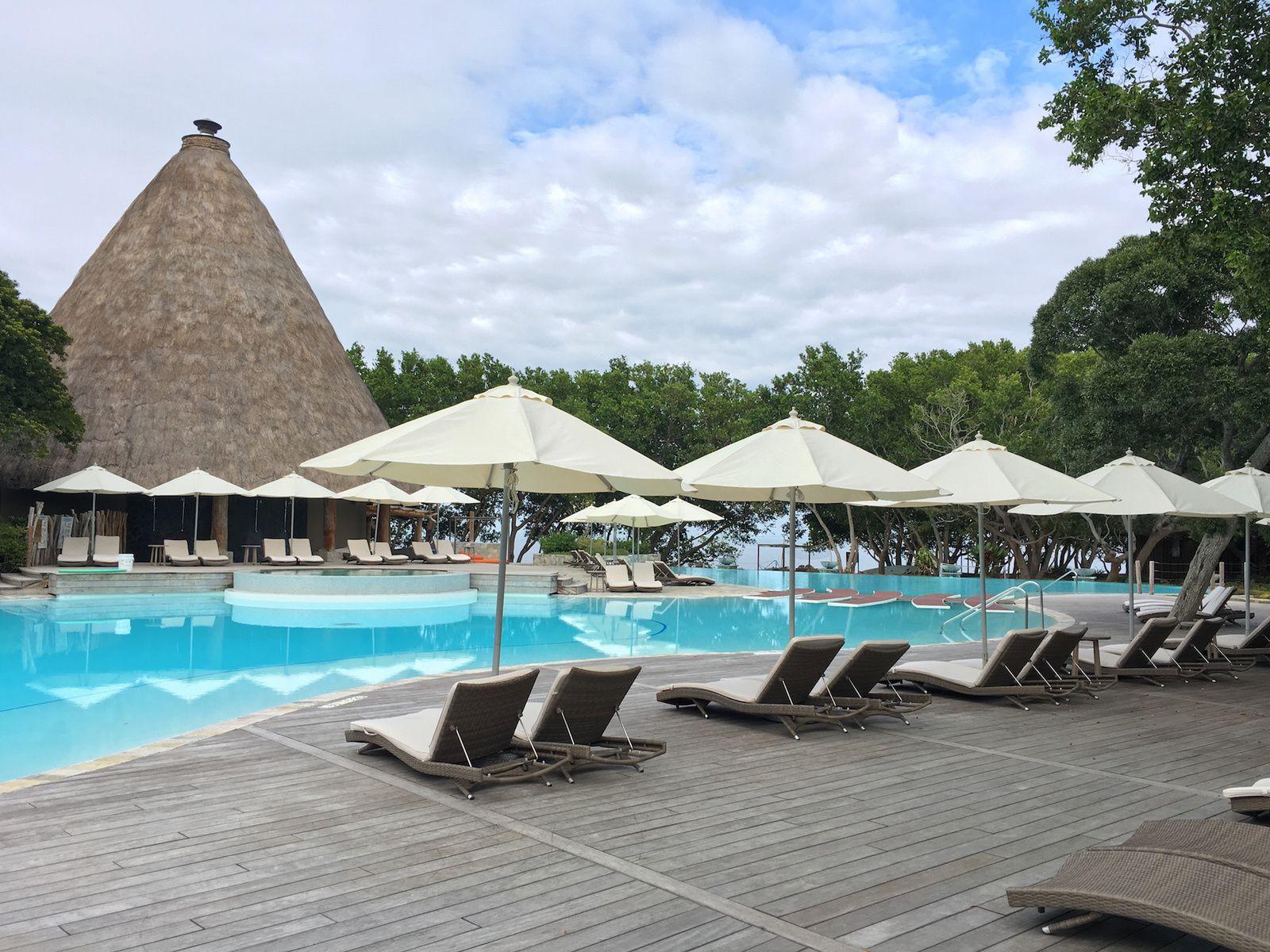 Hôtel Sheraton ~ Domaine de Deva ~ Nouvelle Calédonie