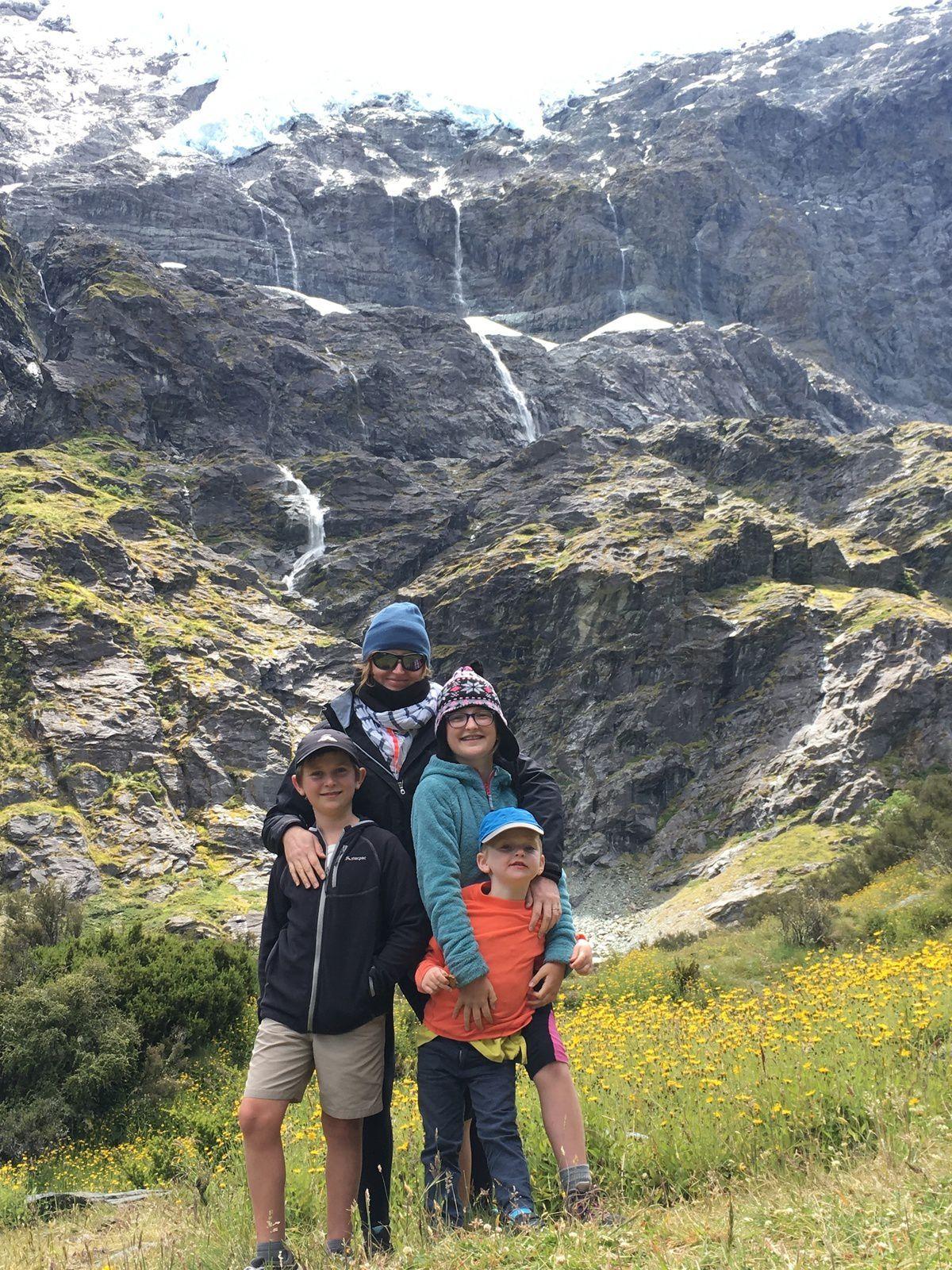 Coup de coeur pour Rob Roy Glacier ~ Randonnée en Nouvelle Zélande