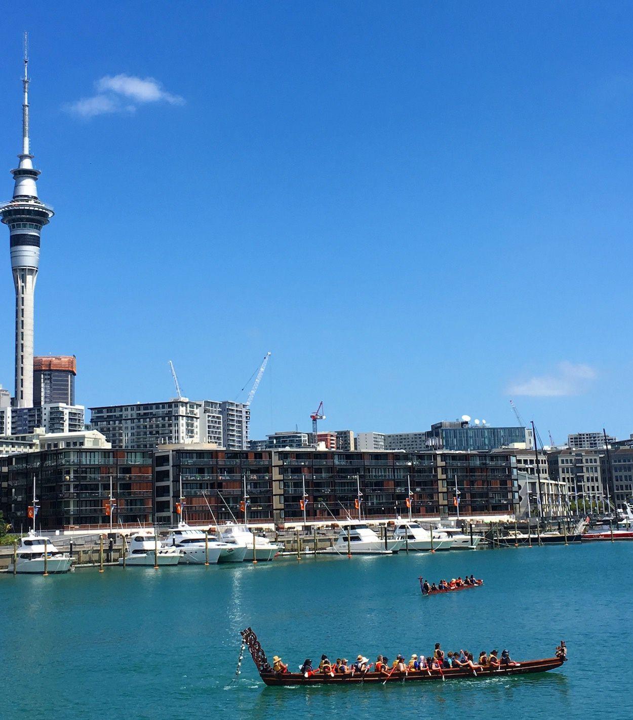 Dernier jour à Auckland ~ vacances en famille en Nouvelle Zélande