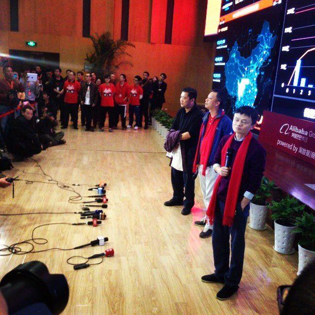 Hallucinants chiffres du ''double eleven 2014''. Alibaba grand vainqueur du e-commerce mondial.