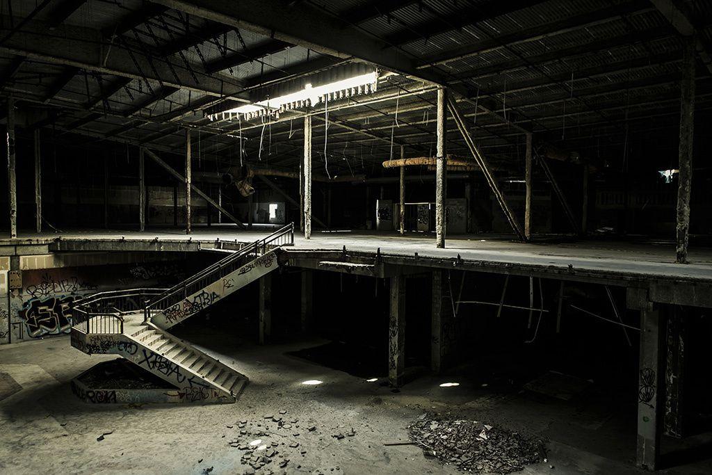 Photographier un Mall fermé aux USA : tout un art et un témoignage !