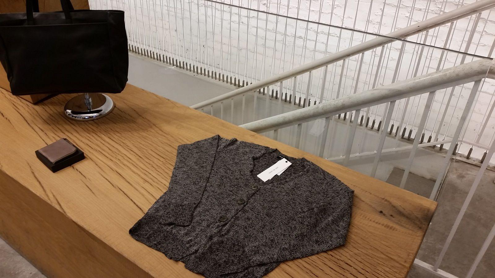 # Altavia store tour new york 2 : Pas de Calais une marque haut de gamme lancée par une japonaise et présente à Soho! Etonnante histoire.