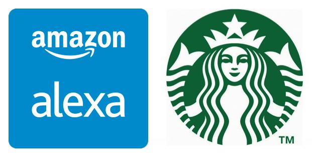 My Starbucks Barista : Starbucks teste la commande vocale avec Amazon Alexa.