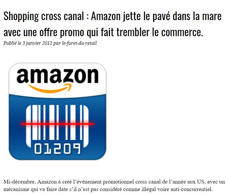 4 juillet 2019 : Comment Amazon a redéfini la vente au détail au cours des 25 dernières années.