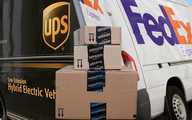 Fedex renvoie Amazon : La fin du bal des dupes !