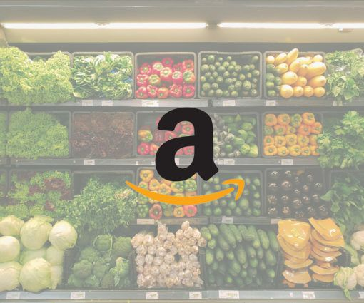 Special report on Hybrid Groceries: Amazon is preparing to launch `` Ultra Fast Fresh '' in the United Kingdom, a service merging its grocery offer with its basic Prime offer.