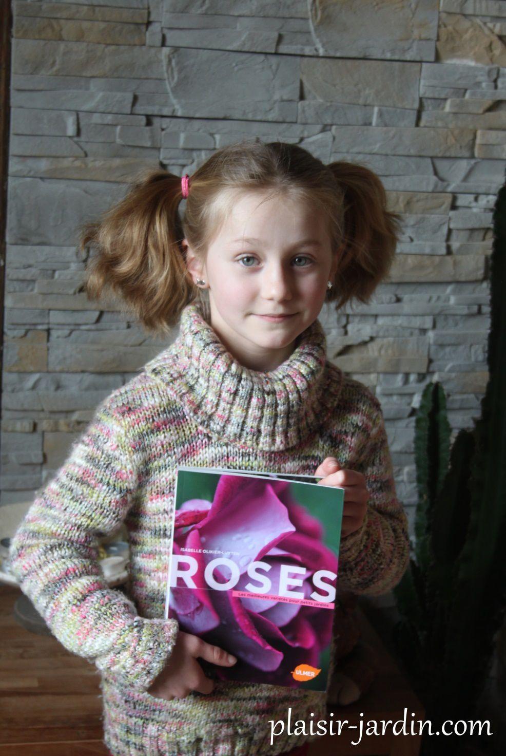 """Livre: """"Roses, les meilleures variétés pour petits jardins"""""""