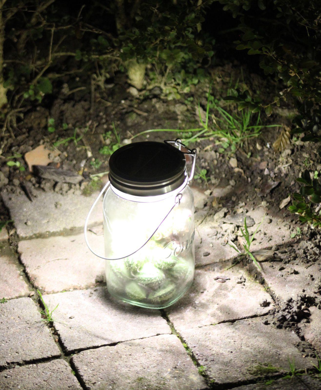 La consol Solar Jar