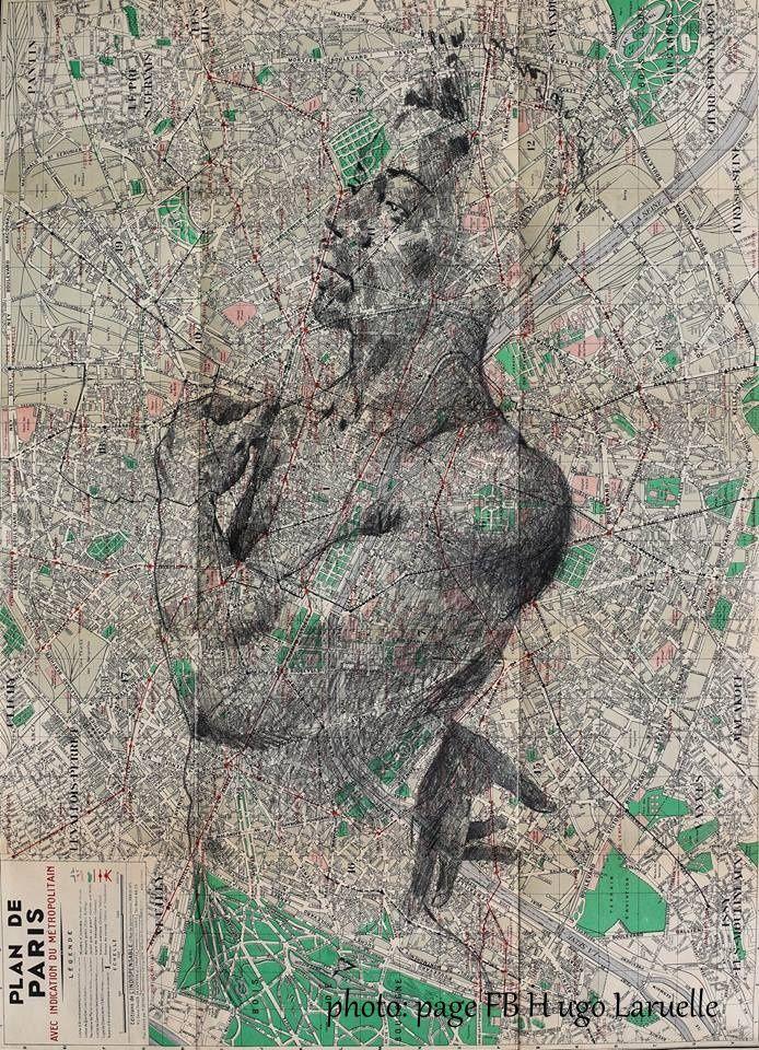 Entrer dans l'intimité d'un artiste: Hugo Laruelle