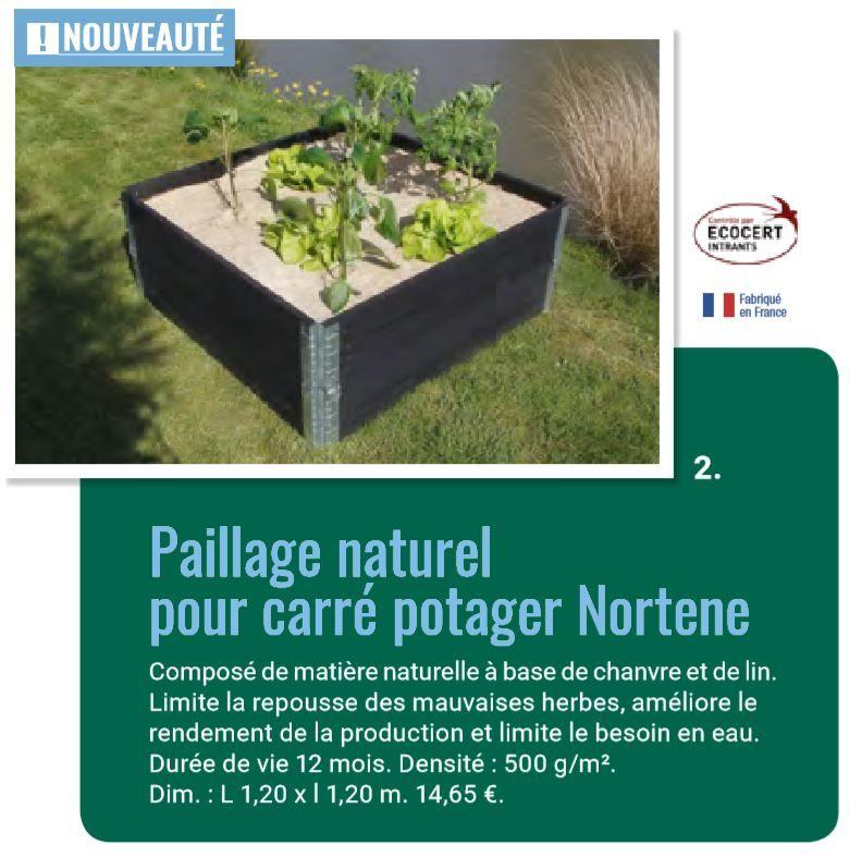 La permaculture dans un carré potager.