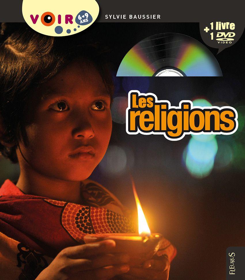 « Les religions » de Sylvie Baussier, un cadeau de Noël pour les 6-9 ans