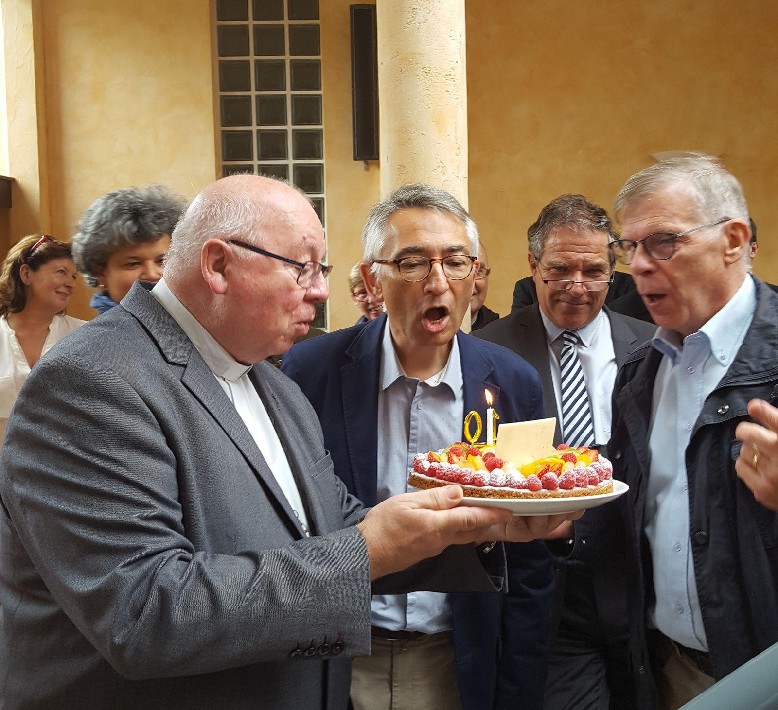 Vendredi 8 septembre à Evreux, dixième anniversaire du Centre Diocésain Saint Jean