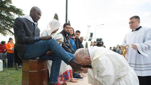 Migrants : message de Monseigneur Colomb pour les deux ans de l'appel du Pape à accueillir des migrants
