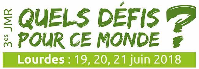 Journées du Monde de la Retraite (JMR) Lourdes du 19 au 21 juin 2018  Plus