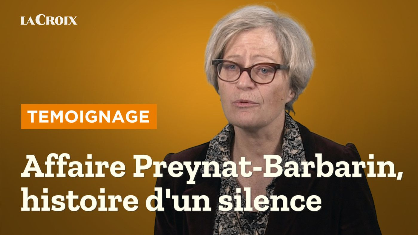 VIDEO - Isabelle de Gaulmyn : « L'affaire Preynat-Barbarin a permis de faire évoluer l'Église de France »