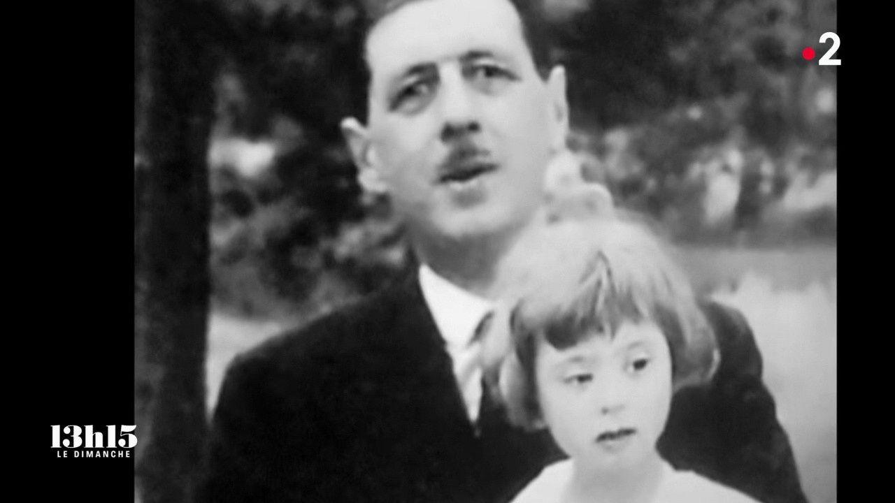 Quand Yvonne et Charles de Gaulle font le choix courageux à l'époque de garder avec eux Anne, leur fille trisomique