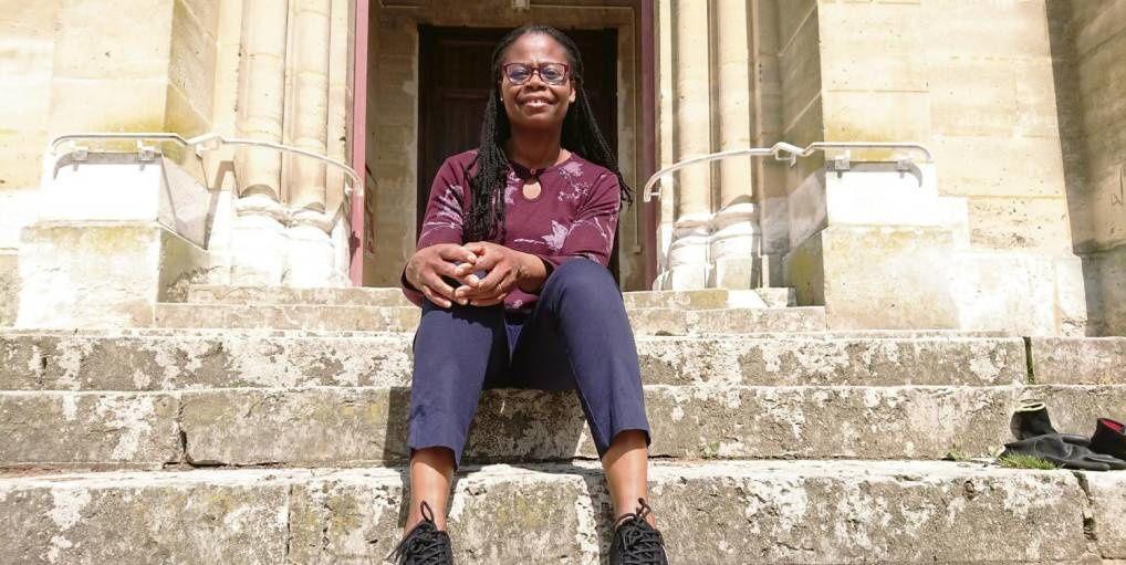 Léocadie Zinsou a quitté le Bénin en 1994. Elle est depuis 2014 un visage de la Ville.