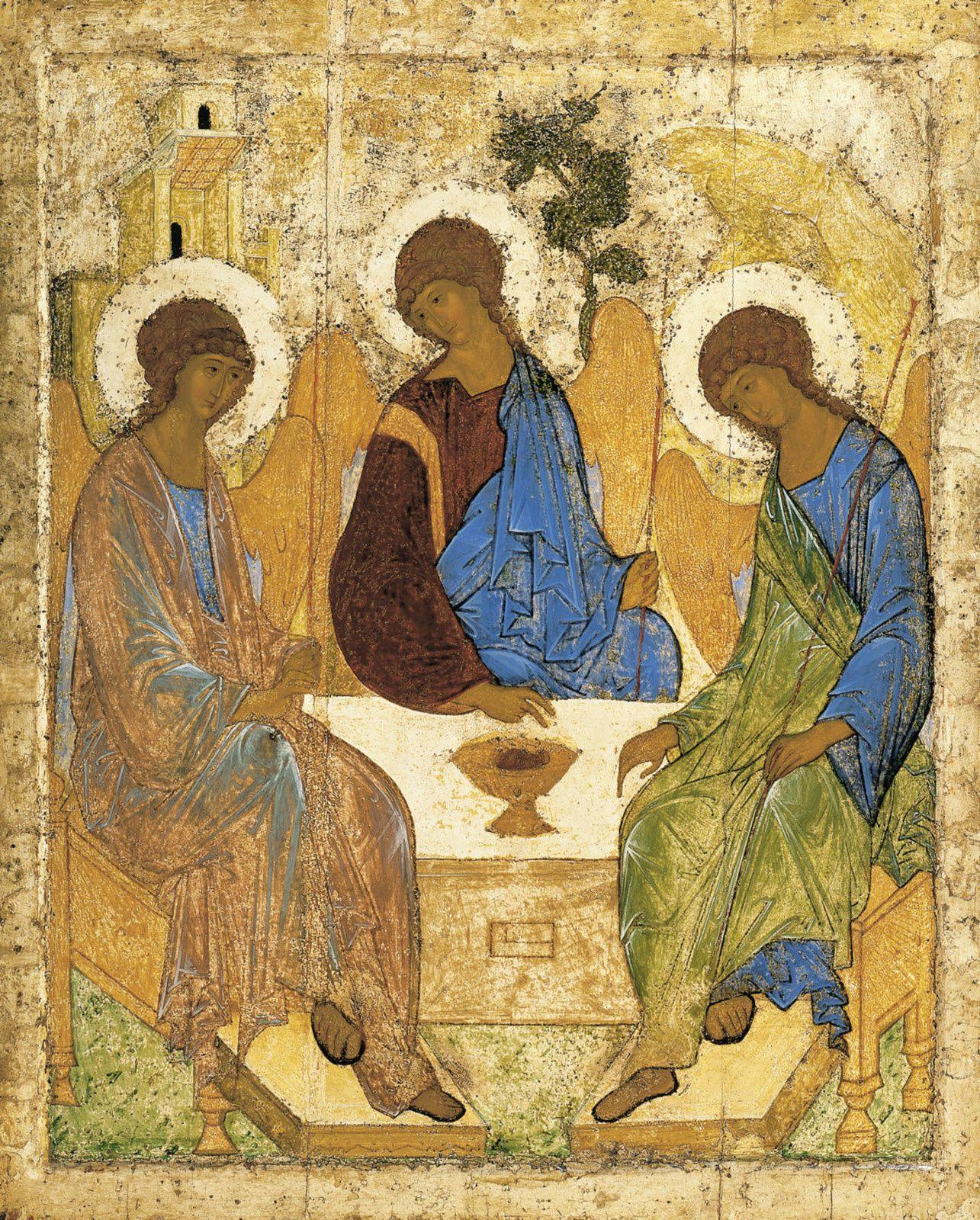Homélie du dimanche 16 juin 2019, Fête de la Sainte Trinité