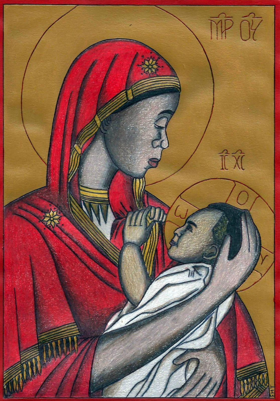 En ce 15 août 2019, Belle Fête de « l'Assomption » de Marie