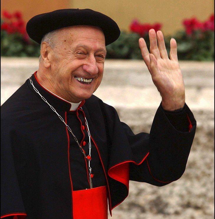 Décès du cardinal Roger Etchégaray