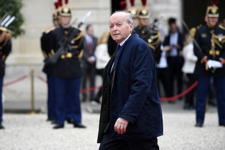 ERIC FEFERBERG / AFP | Le Défenseur des droits Jacques Toubon.