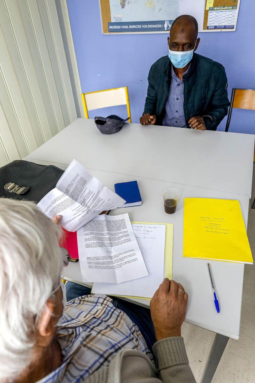 Association d'Entraide aux Migrants (ADEM) à VERNON
