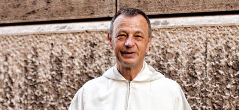 Frère Aloïs, prieur de la communauté de Taizé. M.MIGLIORATO/CPP/CIRIC