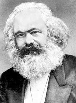 De temps à autre, il est bon de se rappeler ce que Karl Marx a exactement écrit