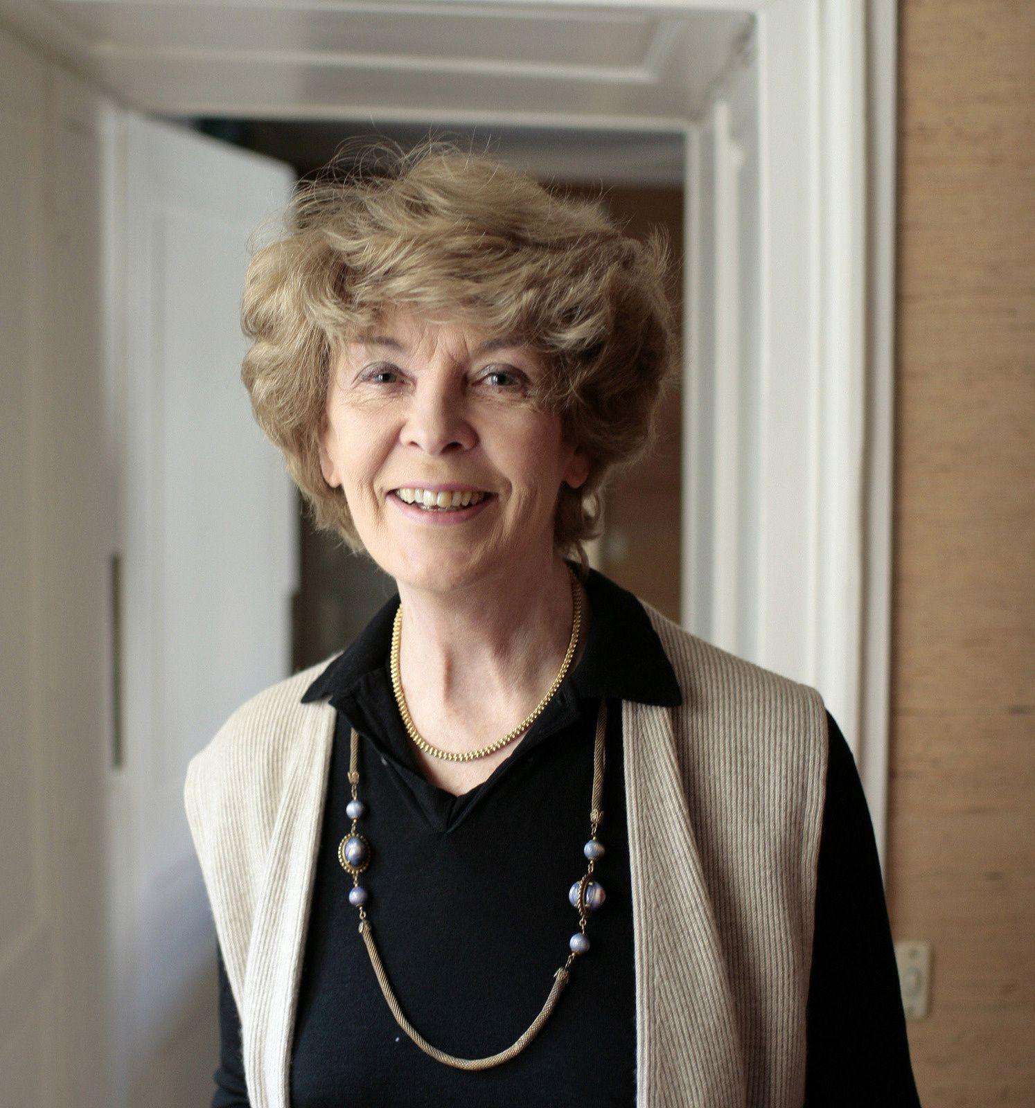Susan George inlassable militante de la cause altermondialiste