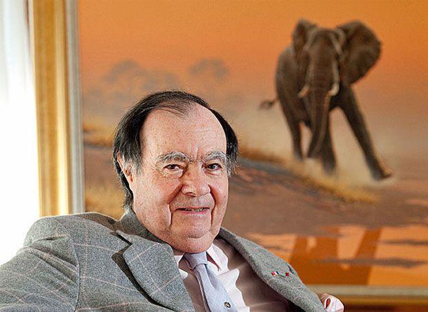 Georges Forrest, le milliardaire belge qui règne en maître au Congo, particulièrement au Kivu et au Katanga en cheville avec Belkany et entraîné dans l'engrenage Chodiev
