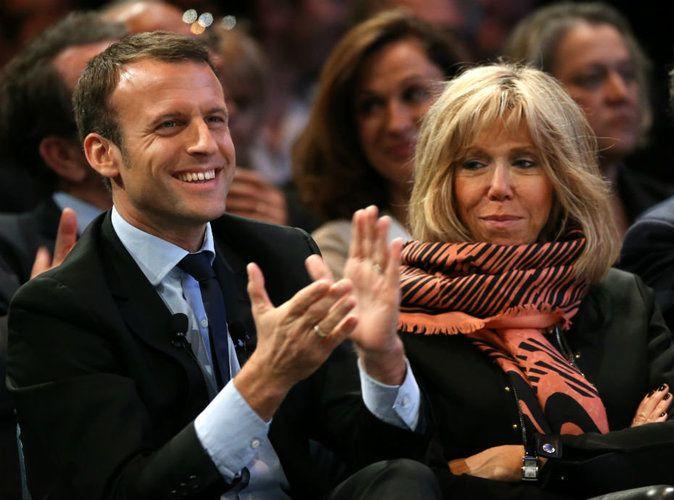 Emmanuel Macron et sa femme. A-t-il le bon profil pour le poste ?