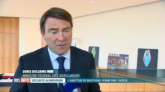 Le ministre libéral Denis Ducarme semble décidé à faire toute la lumière sur cette affaire.