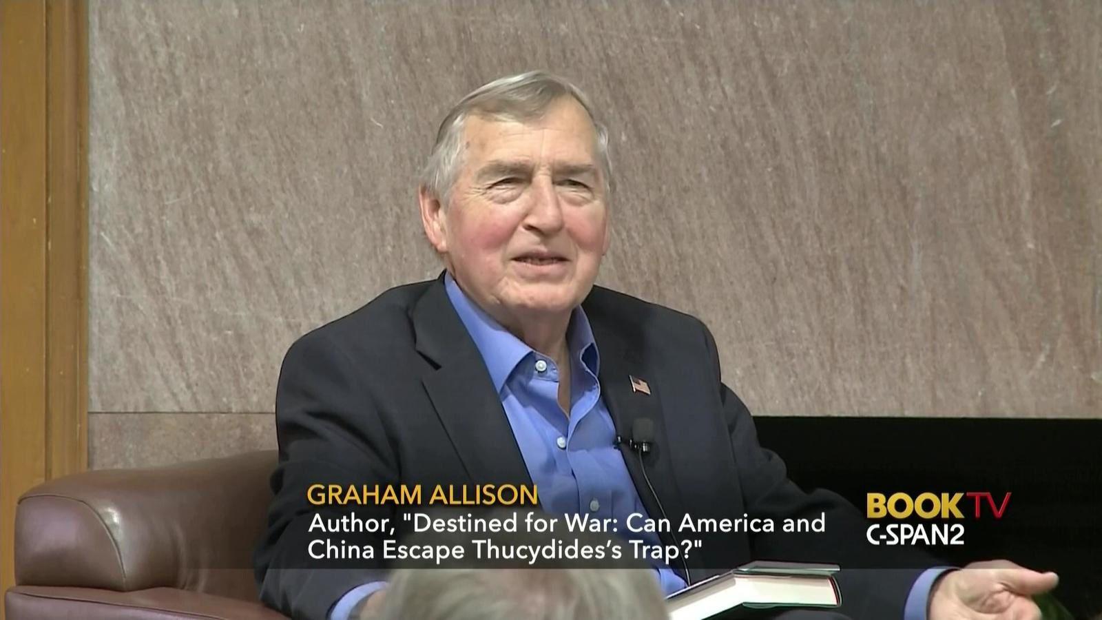 Graham Allison : l'intelligence artificielle se développe mieux dans un régime totalitaire.