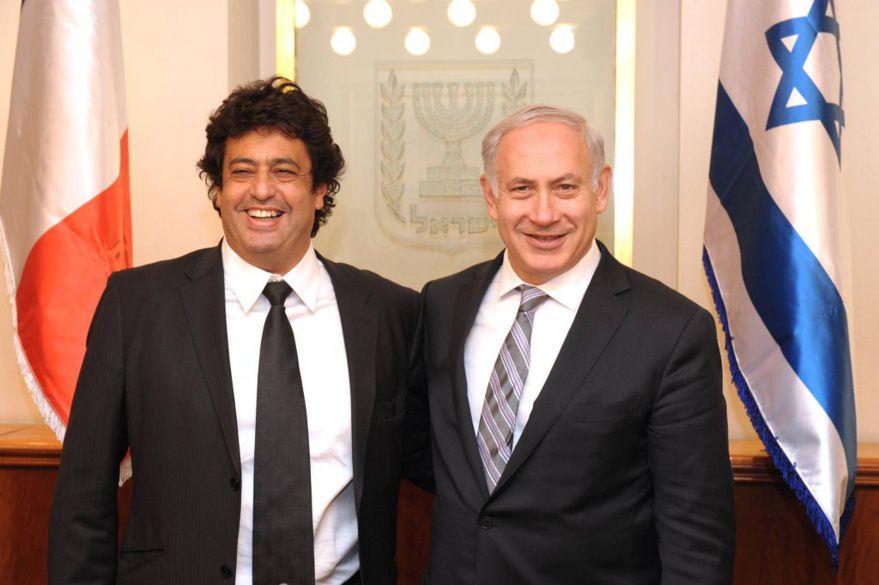 Le député français Meyer-Habib est l'homme de Benjamin Netanyahou à l'Assemblée nationale française.