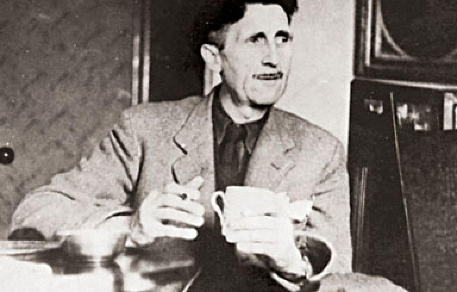 Le bon sens et la lucidité de George Orwell sont proverbiaux !