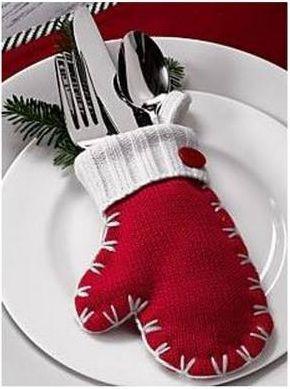 Mitaines du Père-Noël