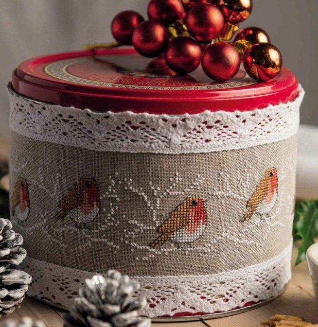 Grilles point de croix Noël , pour vous encore !