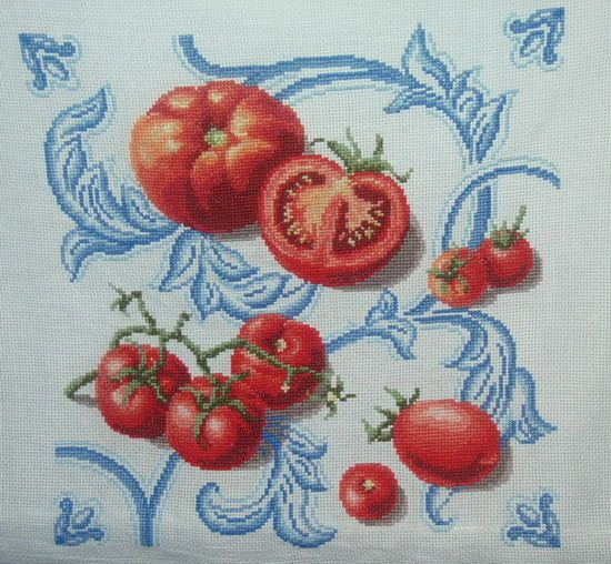 Grille tomates