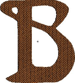 B couleur