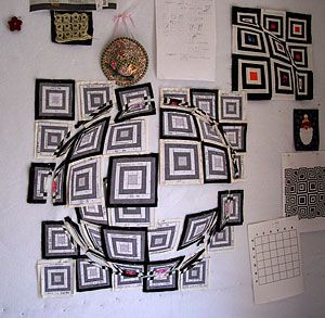 Un patchwork en 3D