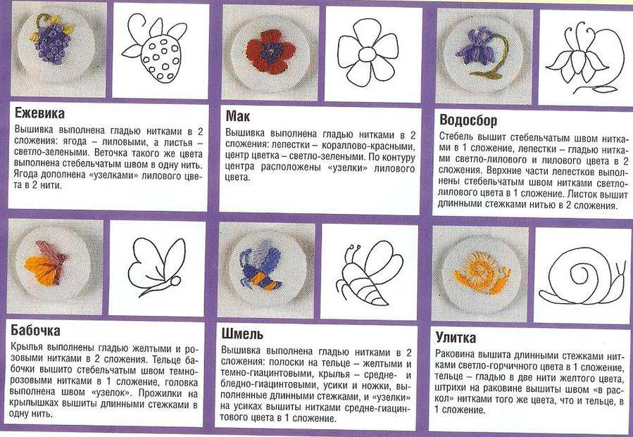 Grilles cool 16: boutons 4