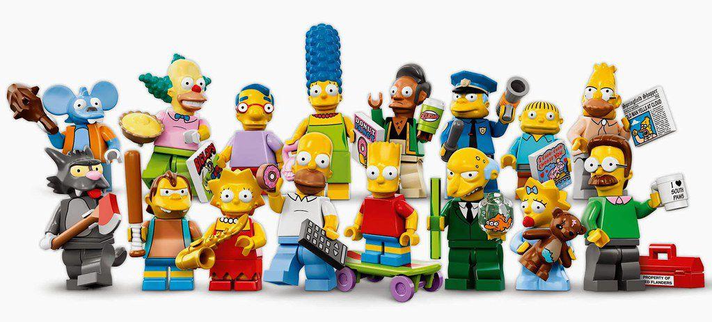 Les Simpson ou les 1001 variations du rire