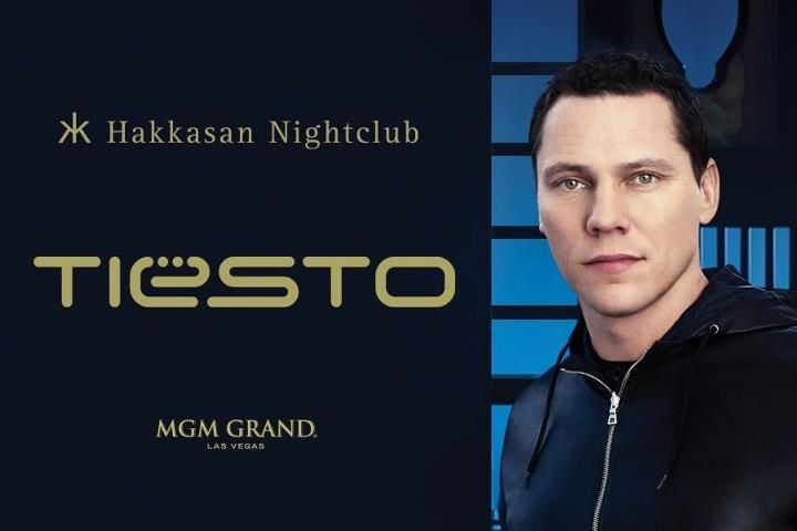 Tiësto photos: Hakkasan, Las Vegas NV 26 april 2014