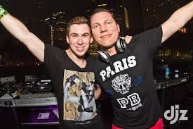 Tiësto and Hardwell, 2 tracks coming soon